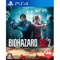 カプコン 【2019/01/25発売予定】 BIOHAZARD RE:2 通常版 【PS4ゲームソフト】