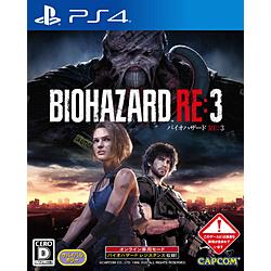 【在庫限り】 BIOHAZARD RE:3 通常版  【PS4ゲームソフト】