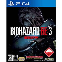 CAPCOM(カプコン) 【04/03発売予定】 BIOHAZARD RE:3 Z Version 【PS4ゲームソフト】