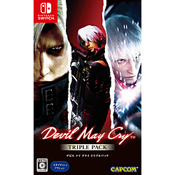 Devil May Cry Triple Pack 【Switchゲームソフト】