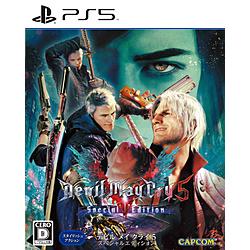 【店頭併売品】 Devil May Cry 5 Special Edition 【PS5ゲームソフト】