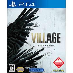 CAPCOM(カプコン) 【05/08発売予定】 BIOHAZARD VILLAGE 【PS4ゲームソフト】
