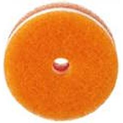 POCOキッチンスポンジ(吸盤なし・リフィル) K095O オレンジ
