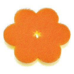 おはなスポンジ(オレンジ) K364O