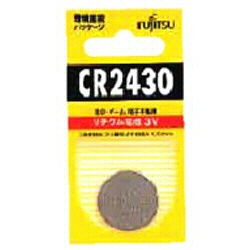 コイン型電池 CR2430C [1本 /リチウム]