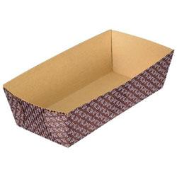 ラフィネ 紙製 パウンドケーキ 焼型 16cm 3枚入 D-6118