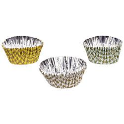 ラフィネ アルミ箔カップケーキ焼型S 15枚 D-6139
