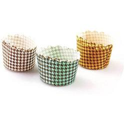 ラフィネ 紙製 マフィンカップ(L) 6枚入 D-6142