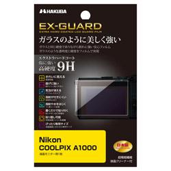 EX-GUARD液晶保護フィルム(ソニー SONY α6400 / α6300 / α6000 専用 専用) EXGF-SA6400