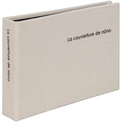 nuno poche Lサイズ 40枚収納 アイボリー ANN2-L40IV アイボリー