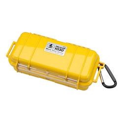 小型防水ハードケース 1030HK (イエロー)