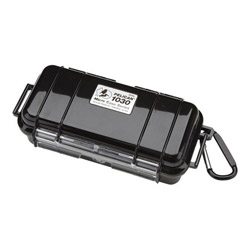 小型防水ハードケース 1030HK (ブラック)