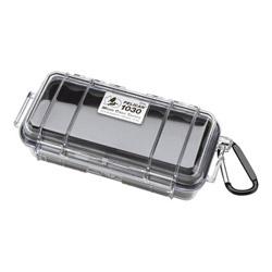 小型防水ハードケース 1030HK (ブラック/クリア)