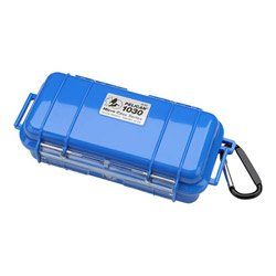 小型防水ハードケース 1030HK (ブルー)