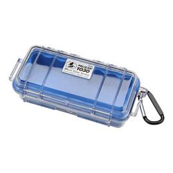 小型防水ハードケース 1030HK (ブルー/クリア)