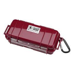 小型防水ハードケース 1030HK (レッド)