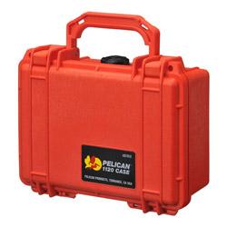 小型防水ハードケース 1120HK (オレンジ)