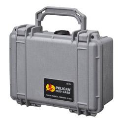 小型防水ハードケース 1120HK (シルバー)