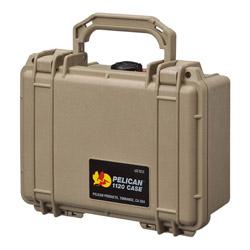 小型防水ハードケース 1120HK (デザートタン)