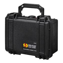 小型防水ハードケース 1120HK (ブラック)
