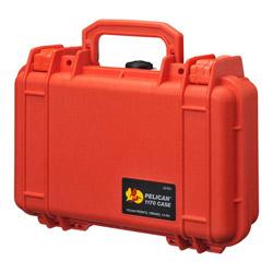小型防水ハードケース 1170HK (オレンジ)