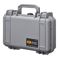 小型防水ハードケース 1170HK (シルバー)