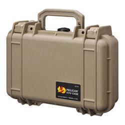小型防水ハードケース 1170HK (デザートタン)