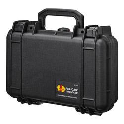 小型防水ハードケース 1170HK (ブラック)