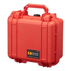 小型防水ハードケース 1200HK (オレンジ)