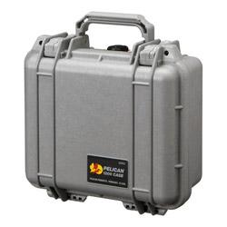 小型防水ハードケース 1200HK (シルバー)