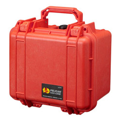 小型防水ハードケース 1300HK (オレンジ)