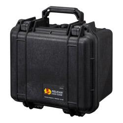 小型防水ハードケース 1300HK (ブラック)