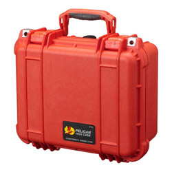 小型防水ハードケース 1400HK オレンジ