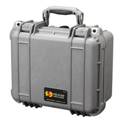 小型防水ハードケース 1400HK シルバー