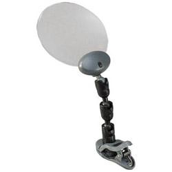 LEDライト付きルーペ クリップ HE07