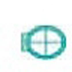刺しゅう枠 2cm×6cm EF61