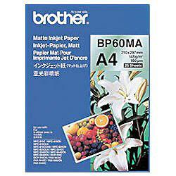 写真用紙 マット仕上げ (A4・25枚) BP60MA