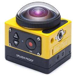 Kodak(コダック) PIXPRO SP360 フルハイビジョンアクションカメラ