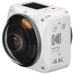 Kodak(コダック) PIXPRO 4KVR360 360度カメラ