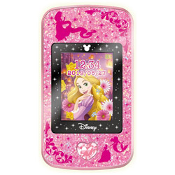 ディズニーキャラクターズ Princess Pod(プリンセスポッド) ピンク