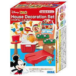 ディズニーキャラクター DIYTOWN ハウスデコレーションセット DH-04