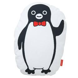 Suicaのペンギン ダイカットクッション(蝶ネクタイ) 9643