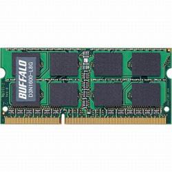 PC3L-12800(DDR3L-1600)対応ノートPC用メモリモジュール DDR3 SDRAM S.O.DIMM(8GB・1枚) D3N1600-L8G
