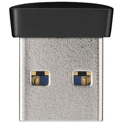 USB3.0メモリ RUF3-PSシリーズ (16GB・ブラック) RUF3-PS16G-BK