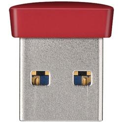USB3.0メモリ RUF3-PSシリーズ (32GB・レッド) RUF3-PS32G-RD