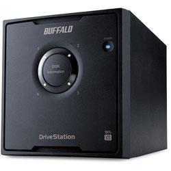 【在庫限り】 HD-QH24TU3/R5 外付けHDD  ブラック [据え置き型 /24TB]