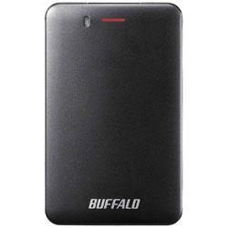 SSD-PM120U3A-B(ブラック) ポータブルSSD 120GB [USB3.1・Win/Mac] SSD-PMU3Aシリーズ