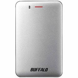 SSD-PM120U3A-S(シルバー) ポータブルSSD 120GB [USB3.1・Win/Mac] SSD-PMU3Aシリーズ