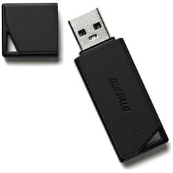 RUF2-KR32GA-BK USB2.0メモリ[Mac/Win]RUF2-KRAシリーズ(32GB・ブラック)