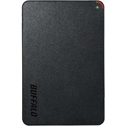 バッファロー(BUFFALO) HD-PCFS2.0U3-BBA(ブラック) USB3.1(Gen.1)対応 ポータブルハードディスク[2TB/Win・Mac対応]